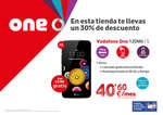 Ofertas de Vodafone, En esta tienda te llevas un 30% de descuento