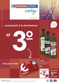 Comprando 3 te devolvemos el 3º - La Rioja