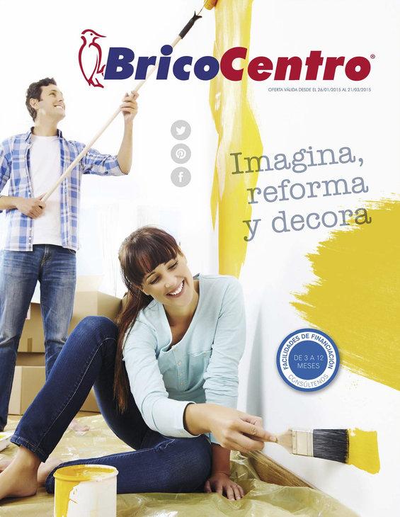 Ofertas de Bricocentro, Imagina, reforma y decora