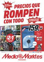 Ofertas de Media Markt, Precios que rompen con todo - Vizcaya