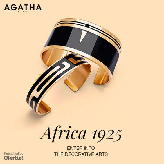 Ofertas de Agatha, Africa 1925
