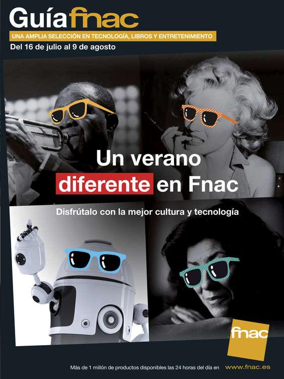 Ofertas de FNAC, Un verano diferente en Fnac