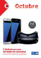 Ofertas de Vodafone, Y disfruta en casa del doble de velocidad con la fibra de los expertos