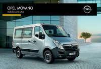 Opel Movano Combi y Plus