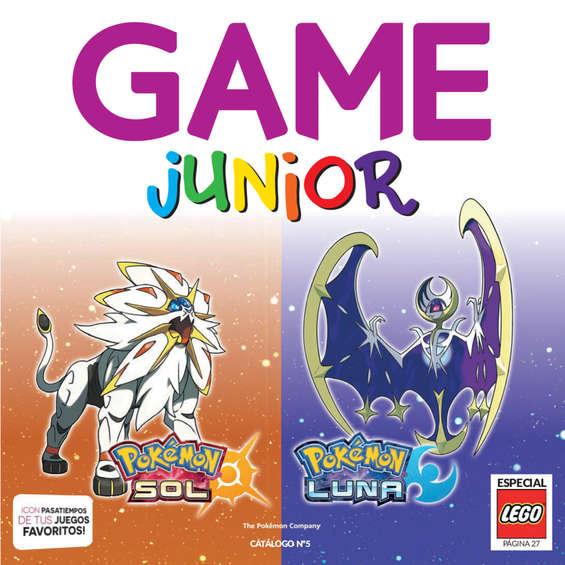 Ofertas de GAME, GAME junior