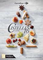 Ofertas de Carrefour, Cistelles Nadal 16