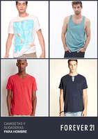 Ofertas de Forever21, Camisetas de chico