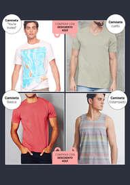 Camisetas de chico
