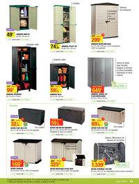 Casas cocinas mueble armarios pvc carrefour for Armarios baratos carrefour