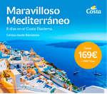 Ofertas de Barceló Viajes, Maravilloso Mediterráneo