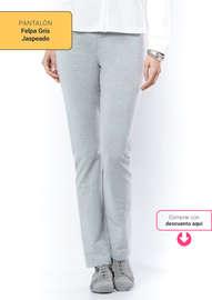 Pantalones largos para ella