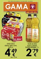 Ofertas de Supermercados Gama, Mejor y más cerca