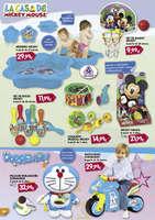 Ofertas de Toy Planet, Verano 2015