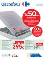Ofertas de Carrefour, %50 eko deskontua