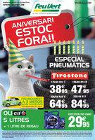 Ofertas de Feu Vert, Aniversari Estoc Fora!