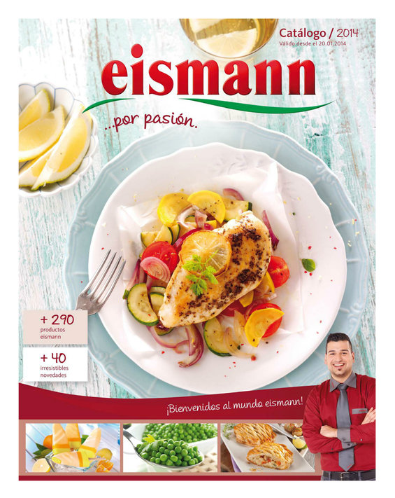 Ofertas de Eismann, Selección 2014