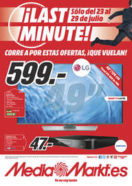 ¡Last Minute! - Santander