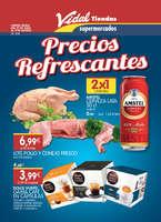 Ofertas de Vidal, Precios refrescantes