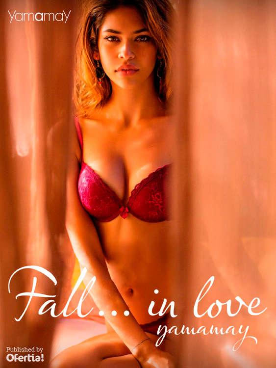 Ofertas de Yamamay, Fall... in love