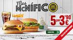 Ofertas de McDonald's, Mcnífico