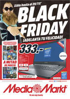 Ofertas de Media Markt, Black Friday  - Vizcaya