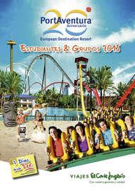 Port Aventura - grupos 2015