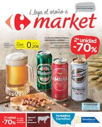 Llega el otoño a Market