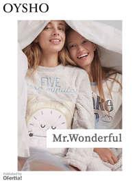 Mr Wonderful by Oysho