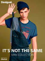 Ofertas de Desigual, It's not the same - Man Collection
