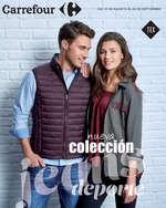 Ofertas de Carrefour, Nueva colección Jeans Deporte