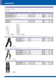 Pantalones Trabajo Merlin Pantalones Leroy Trabajo 6nR1wYR0qB
