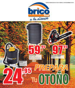Ofertas de Bricogroup, Prepara tu otoño