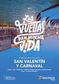 San Valentín y Carnaval