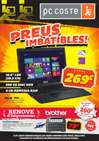 Ofertas de PC Coste, Preus imbatibles!