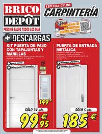 Especial carpintería - San Antonio