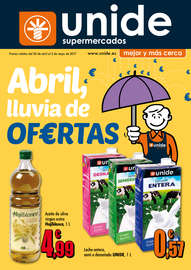 Abril, lluvia de of€rtas