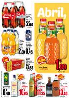 Ofertas de Supermercados Unide, Abril, lluvia de of€rtas