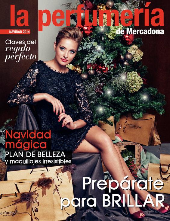 Ofertas de Mercadona, Revista Perfumería Navidad