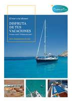 Ofertas de Linea Tours, Viajes en velero, goleta y catamarán y alquiler de barcos