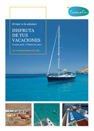 Viajes en velero, goleta y catamarán y alquiler de barcos