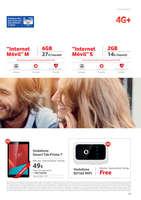 Ofertas de Vodafone, January