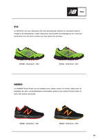 Ofertas de New Balance, Performance - PV 2016