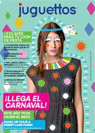 ¡Llega el Carnaval!