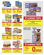Ofertas de Carrefour, 50% descuento en 2a unidad