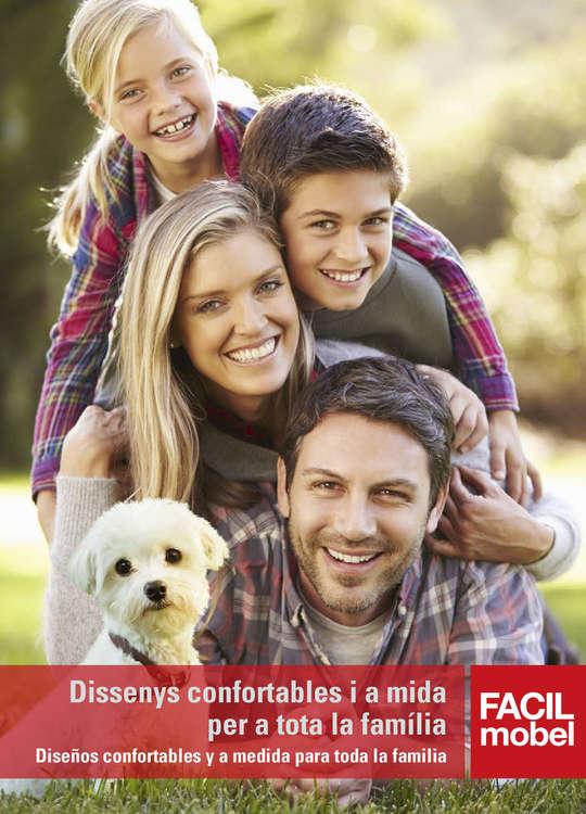Ofertas de Facil Mobel, Dissenys confortables i a mida per a tota la família