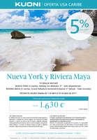 Ofertas de Kuoni, Nueva York y Riviera Maya