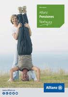 Ofertas de Allianz, Allianz Pensiones