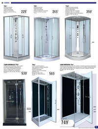 Ofertas cabina de ducha comprar cabina de ducha barato Grifo banera bricodepot