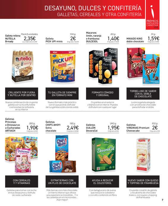 Ofertas de Carrefour, Premios innovación Carrefour 2016