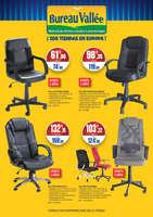 Ofertas de Bureau Vallée, Especial sillas